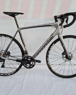 Cannondale Synapse Carbon Disc Ultegra Di2 2018 Tamanho 56, Nota Fiscal, Peso Aprox 9 Kg, Usada.