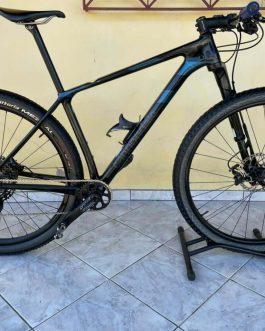 Cannondale F-SI Carbon 4 2021 Tamanho M (17), Nota Fiscal, Peso Aprox 10,30 Kg sem pedais, Usada.