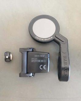 Cateye Quick CC-RS100W Wireless 7 Funções, Peso Aprox 24 g, Usado.