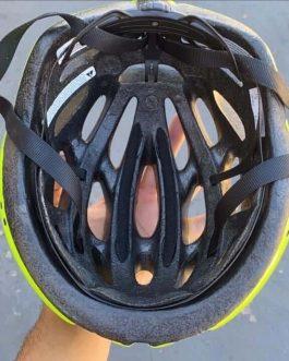 Capacete Giro Revel MTB Tamanho 54-61 cm, Peso Aprox 314 g, Usado.