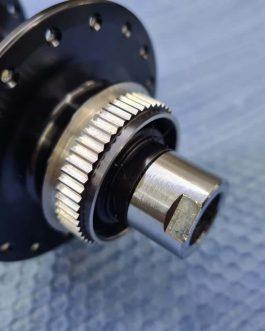 Cubo Traseiro Shimano Deore XT FH-M8110 Boost, Micro Spline, Peso aprox 308 g, Novo.