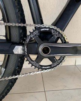 Orbea Alma M50 Carbon Tamanho M (17), Nota Fiscal, Peso Aprox 10,5 Kg, Usada.