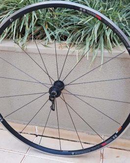 Rodas Bontrager Race Alumínio Speed 700×25, Peso Aprox 1,88 Kg, Usada.