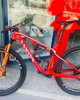 Canyon Lux CF SL 6.0 Pro Race Carbon 2019 Tamanho M (17), Peso Aprox 9,5 Kg, Usada, Bike com Darf.