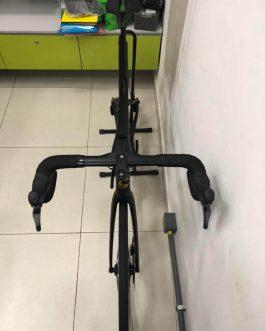 Cannondale Supersix Evo Hi-Mod Carbon Disc Dura Ace Di2 2020 Tamanho 51, Peso Aprox. 7,4 kg, Usada.