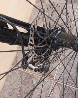 Cannondale F-Si Hi-Mod Carbon 2019 Tamanho M (17), Peso 7,9 kg, Usada.