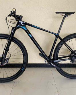 Cannondale F-Si Carbon 2 2020 Tamanho M (17), Nota Fiscal, Peso Aprox. 9,5 kg, Usada.