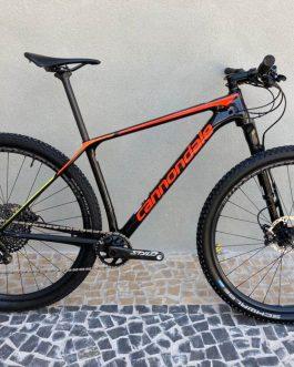 Cannondale F-Si Carbon 2 2019 Tamanho M (17), Nota Fiscal, Peso Aprox. 9,7 kg, Usada.