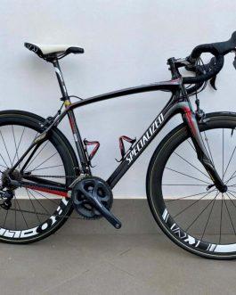 Specialized Roubaix SL3 Expert Carbon 2012 Tamanho 52, Peso Aprox. 7,2 kg, Usada.