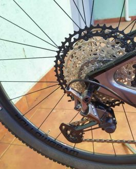 Cannondale Scalpel-Si Carbon 2 2020 Tamanho L (19), Nota Fiscal, Peso Aprox. 11,2 kg sem pedais, Usada.