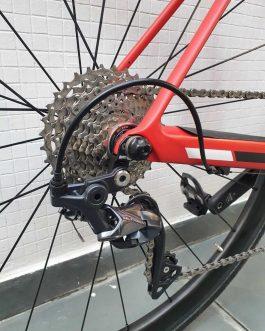 BMC Teammachine SLR03 Carbon 2017 Tamanho 54, Nota Fiscal, Peso Aprox. 7,9 kg, Usada.