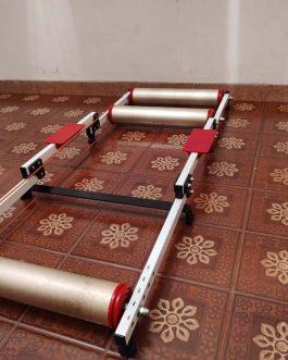 Rolo de Treino TSW Light, Dinâmico de Equilibrio, Peso Aprox. 7 kg, Usado.