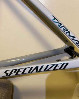 Quadro Specialized Tarmac S-Works SL6 Disc Carbon 2020 Tamanho 54 Nota fiscal, Peso Aprox. 1,615 kg com todos os acompanhamentos, Novo.