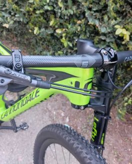 Cannondale Scalpel-Si Carbon 4 2018 Tamanho M (17), Nota Fiscal, Peso Aprox. 11 kg, Usada.
