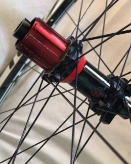 Rodas Roval Control SL Carbon 2017, Peso Aprox. 1,4 kg, Usadas. (não é boost)
