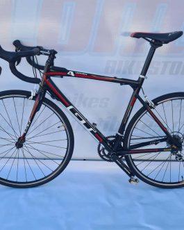 GT GTR Series 4 2012 Tamanho 53, Peso Aprox. 10,3 kg sem pedais, Usada.