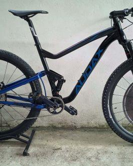 Audax FS600 2021 Tamanho L (19), Nota Fiscal no nome do comprador, Peso Aprox. 14,5 kg, Nova.