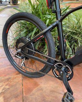 Sense E-Urban Impulse 2019 Aro 27,5 Tamanho M (17), Nota Fiscal, Peso Aprox. 22,5 kg, Usada.