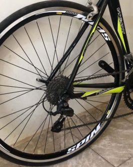 Vicinitech Roubaix Comp 2013 Tamanho 52, Peso Aprox. sem pedais 10,15 kg, Usada.