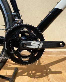 Cannondale Supersix Evo Carbon Ultegra 2 Tamanho 56, Nota Fiscal, Peso Aprox. sem pedais 7,9 kg, Usada.