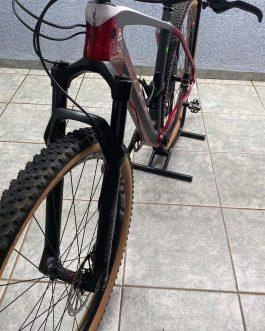 Soul Vesuvio Carbon 2020 Tamanho L (19), Nota Fiscal, Peso Aprox. 11,8 kg, Usada.