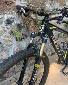 Scott Scale 920 Carbon 2013 Tamanho M (17), Peso Aprox. 11 kg, Usada.