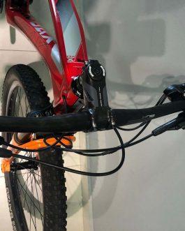 Audax FS900X X0 Carbon 2020 Tamanho S (16,5), Nota Fiscal, Peso Aprox. 11,48 kg, Usada.