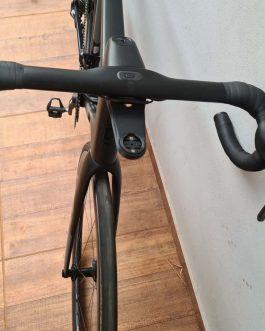 Cannondale Supersix Evo Hi-Mod Disc Ultegra Di2 2021 Tamanho 54, Nota Fiscal, Peso Aprox. 7,6 kg, Usada.