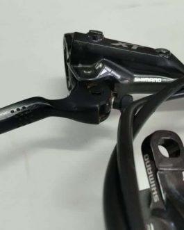 Freios Shimano Deore XT M8000, Peso Aprox. 600g, Usado.