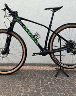 Orbea Alma M50 Carbon 2017 Tamanho M (17), Peso Aprox. 11 kg, Usada.