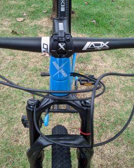 Audax Auge 555 Carbon 2021 Tamanho S (15), Nota Fiscal no nome do comprador, Peso Aprox. 12 kg, Nova.